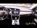 2018 Honda Civic - Exterior and Interior Walkaround - 2018 Geneva Motor Show