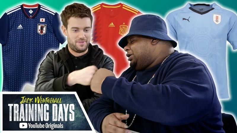 Jack Whitehall: Training Days 1x13 - Football Kits - Narstie Or Nice? With Big Narstie Jack Whitehall