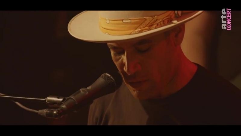 Ben Harper et Charlie Musselwhite - Live à La Cigale - mercredi 18 avril 2018
