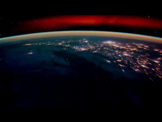 Планета Земля - Вид с Космоса (музыка: Enigma MMX - The Social Song)