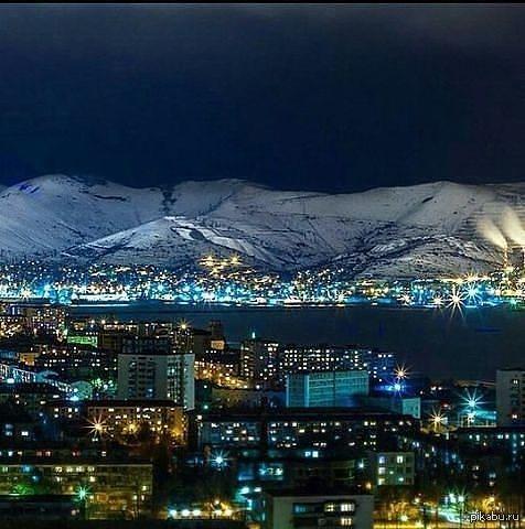 Доброй ночи, Новороссийск!
