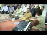 Pt Subramaniam Raga Bhajan Saraswati (Sahaja Yoga Music) Shri Mataji Christmas Concert Genova 2010