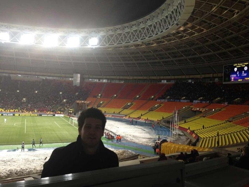 Даниэль Розенвальд | Москва