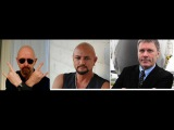 Geoff Tate explains the Three Tremors 2.15.17 (Rob Halford, Bruce Dickinson, Queensryche)
