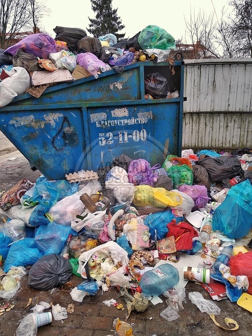 Представители новой компании, ответственной за вывоз мусора, проведут прием населения  в Советске