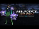 Preview Resurgence Mega Capsule! [LIVESTREAM REPLAY]