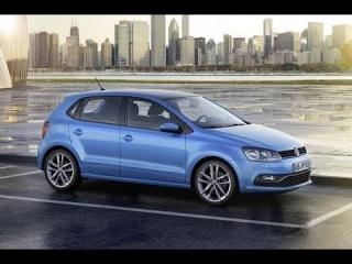 New Volkswagen Polo 2014-2015 - Обновлённый Фольксваген Поло