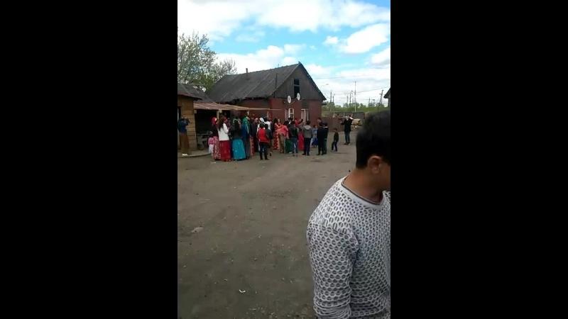 свадьба цыганская город тагил