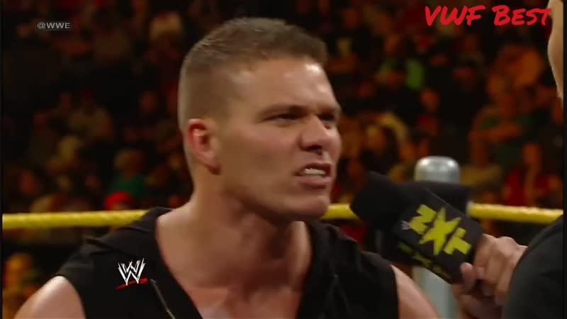 |VWF™| - Promo/Rolic Tyson Kidd©(Cruiserweight Champion) vs Dolph Ziggler - Wrestlemania 8