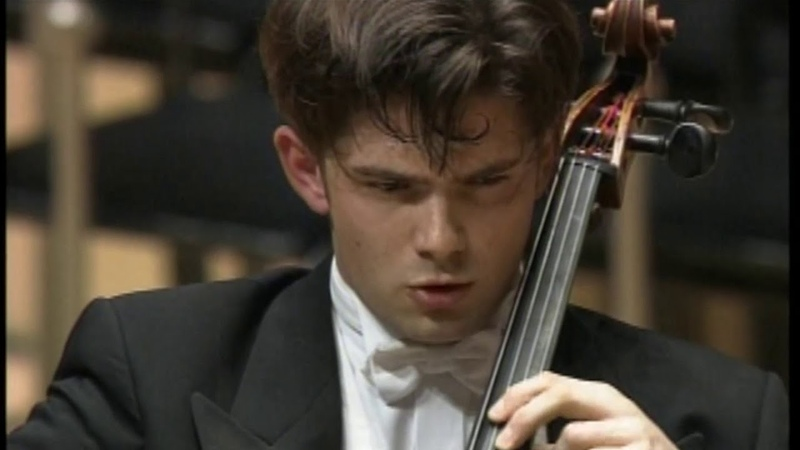 F.Gulda: Cello Concerto / G.Capuçon Arming New Japan Philharmonic (2005 Movie Live)