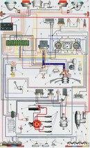 Схемы электрооборудования автомобилейЗАпорожец.