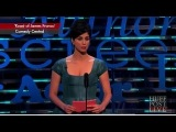 Sarah Silvermans Exchange With Jonah Hill At James Franco Roast