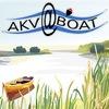 Рыболовство,охота, отдых  на  воде AKVABOAT
