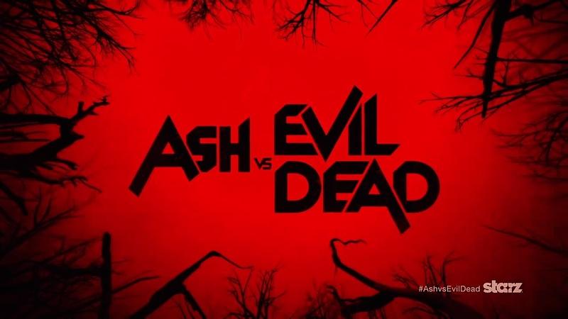 Ash vs Evil Dead Трейлер Кубик в Кубе