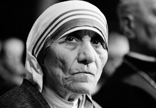 Знаменитая Мать Тереза
