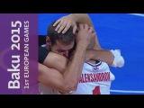 Men's Gold Medal Final Full Replay   3x3 Basketball   Baku 2015 European Games
