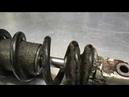 Ремонт амортизатора от триального мотоцикла GasGas TXT 280 2003