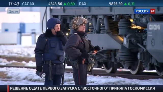 Новости на Россия 24 • Первый пуск с космодрома Восточный произойдет 27 апреля