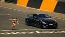Nissan GTR vs Kobieta - Lektor - Top Gear Festiwal Sydney - BBC Brit Polska