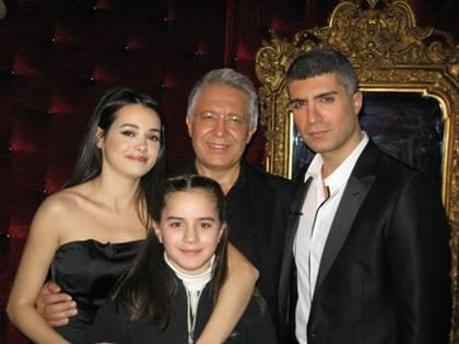 дениз озджан и его жена фото