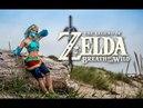 Gerudo Link Cosplay Tutorial Zelda BoTW