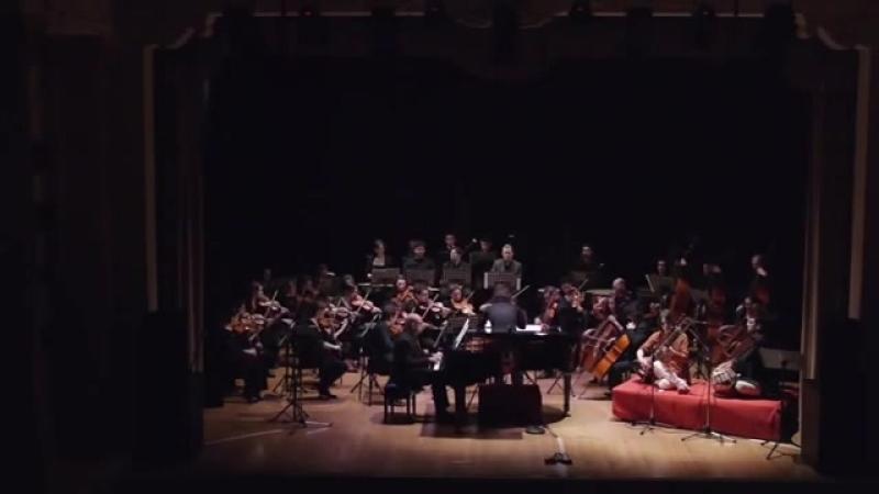Ode alla Madre -MariaMahalaxmi, Composer M° Carlo Gizzi