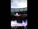 Nick Jonas attended OTRII show in Paris