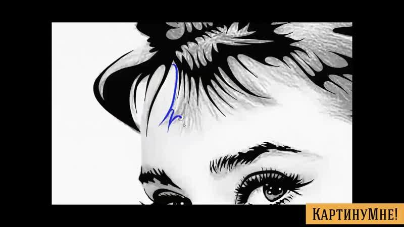 Как получается поп-арт портрет из фото