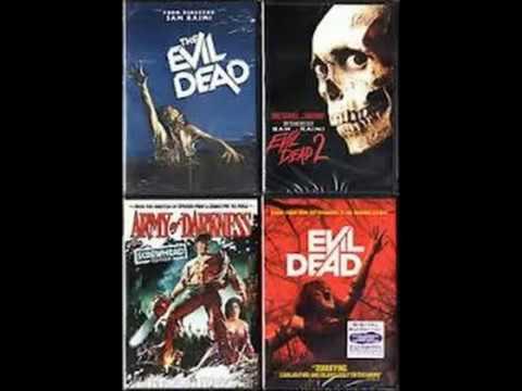 Descargar Posesión Infernal Evil Dead La Saga 1978 2013 720p Latino Vose