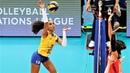 Amanda Francisco - BEST Volleyball Spikes | Women's VNL 2018