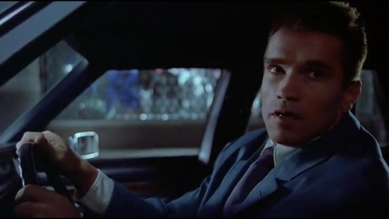 Красная Жара (1988) - хулиганы