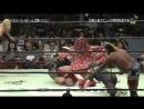 HAYATA YO HEY vs Jiro Kuroshio Shuji Kondo NOAH Naomichi Marufuji 20th Anniversary Show ~ Flight