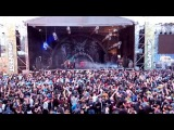 GreenFest 2014 СПб The Prodigy -- Smack My Bitch Up