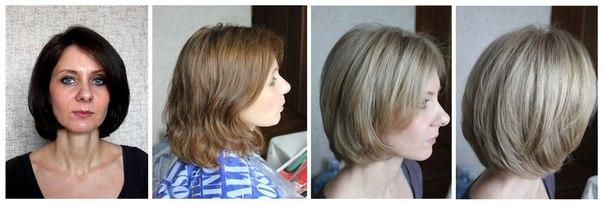 как избавиться от красного оттенка волос