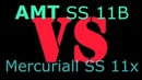 Andrey Smirnoff - AMT SS 11B vs Mercuriall SS 11X