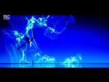 Световое шоу Drum n Bass