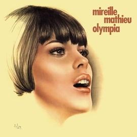 Mireille Mathieu альбом Live Olympia 67 / 69