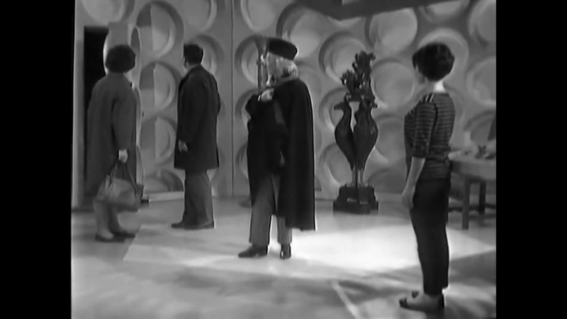 1. An Unearthly Child