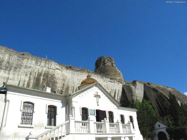 Пещерный монастырь Св. Климента и Мартина