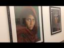 Фотовыставка Стива МакКарри в ММСИ в Москве