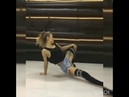 Красивый танец twerk 2