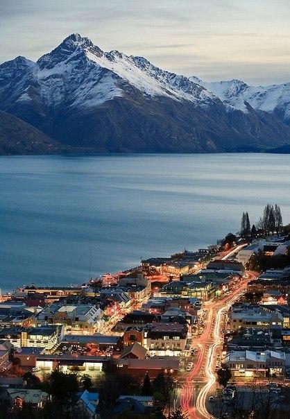 Куинстаун, Новая Зеландия