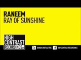 Raneem - Ray of Sunshine (Original Mix) (Preview) High Contrast Recordings