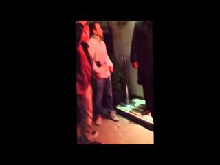 Пьяного Аршавина не пустили в ночной клуб - Arshavin making an Arse of himself 2013