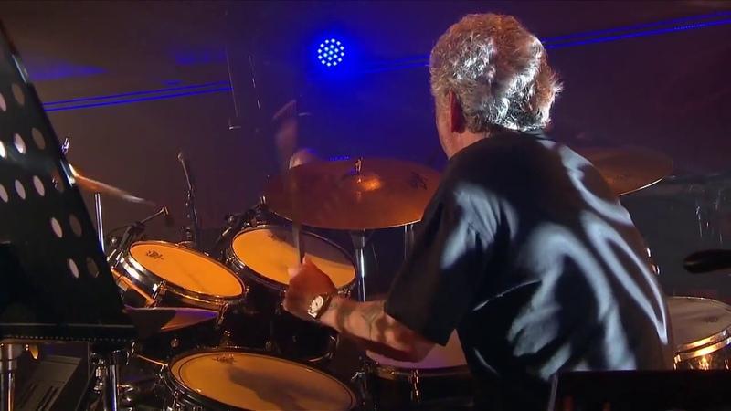 Steve Gadd Drum Solo Westchester Lady