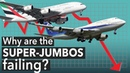 Why are the Jumbo-jets disappearing?