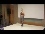 Sara López. Kizomba Ladies Styling. Istanbul International Dance Festival 2016