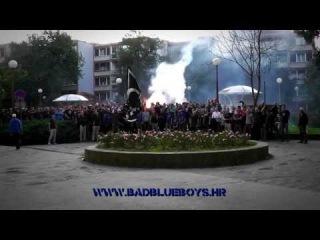 Bad Blue Boys/NK Dinamo - NK Hrvatski dragovoljac 27.10.2013.