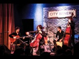 PIAZZOLLA LIBERTANGO Ian Maksin & Goran Ivanovic Trio Live at City Winery Chicago cello