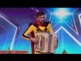 Vitaly… What's your name - Week 1 Auditions - Britain's Got Talent 2016